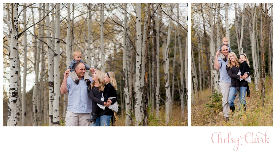 fall family photography denver